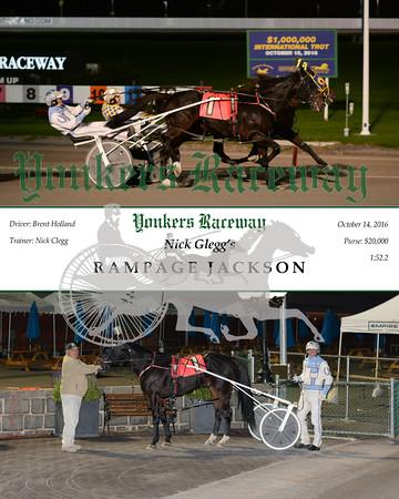 20161014 Race 11- Rampage Jackson