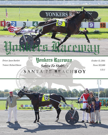 20161015 Race 3- Santa Fe Beachboy