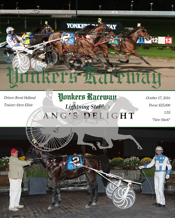 20161017 Race 11- Ang's Delight