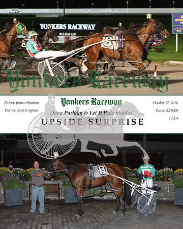 20161017 Race 6- Upside Surprise