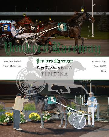 20161021 Race 9- Tipitina