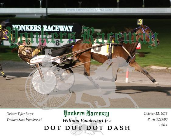 20161022 Race 6- Dot Dot Dot Dash 2