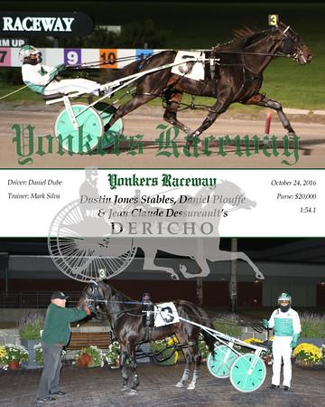 20161024 Race 7- Derecho