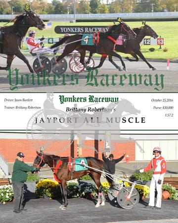 10252016 Race 10-Jayport All Muscle