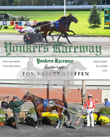 10252016 Race 6-Fox Valley Steffen