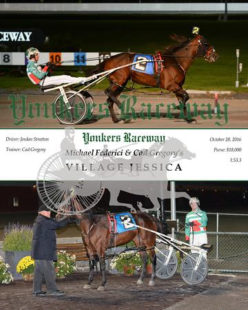 201610282016 Race 9- Village Jessica