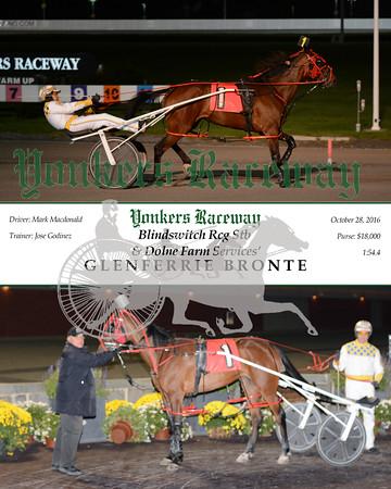 201610282016 Race 11- Glenferrie Bronte N