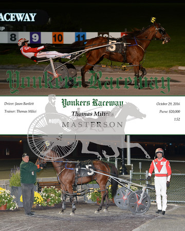 20161029 Race 10- Masterson