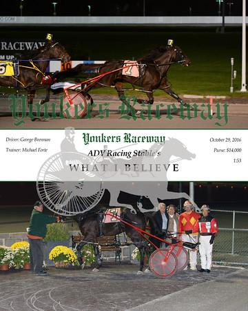 20161029 Race 2- What I Believe
