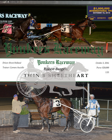 10032016 Race 7- Twin B Sweetheart