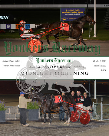 10032016 Race 11- Midnight Lightning