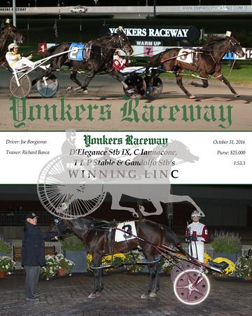 20161031 Race 8- Winning Linc