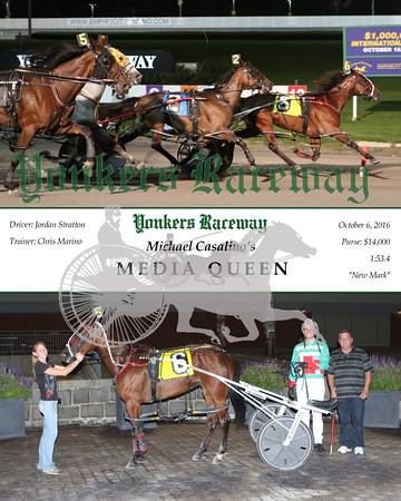 20161006 Race 7- Media Queen N