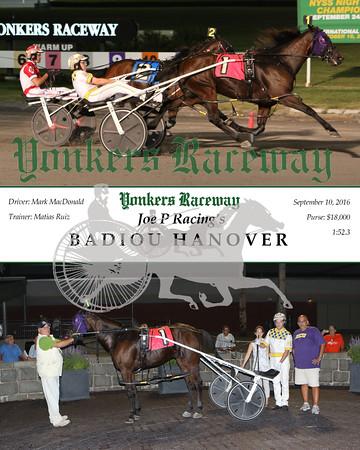 20160910 Race 3- Badiou Hanover