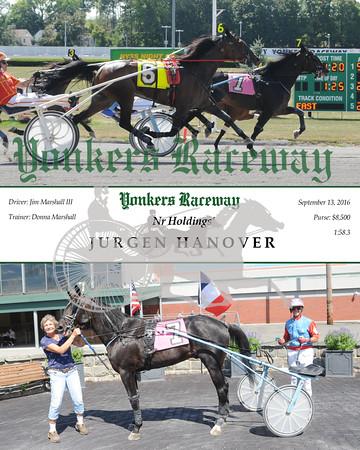 20160913 Race 2- Jurgen Hanover