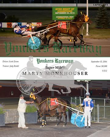 20160915 Race 1- Marty Monkhouser A