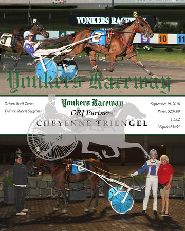 20160919 Race 5- Cheyenne Triengel