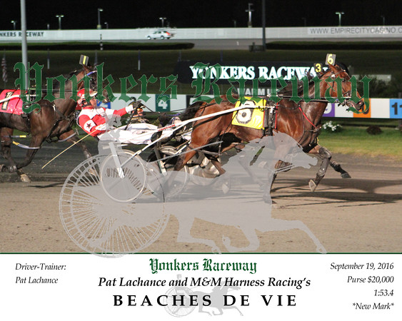 20160919 Race 9- Beaches De Vie