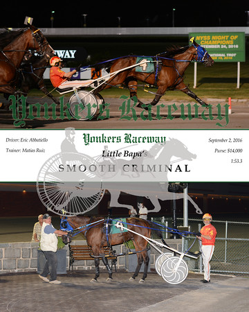 20160902 Race 5- Smooth Criminal