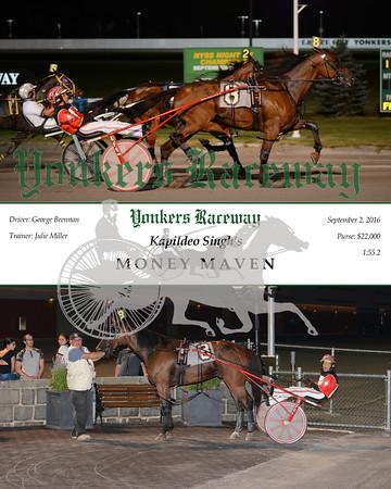 20160902 Race 11- Money Maven