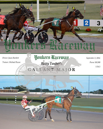 20160902 Race 1- Gallant Major