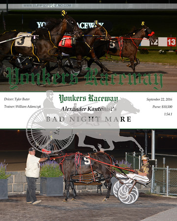 20160922 Race 3- Bad Night Mare