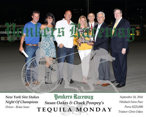 20160924 Race 1- Tequila Monday