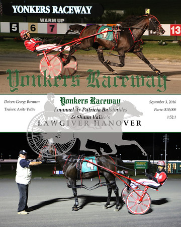 20160903 Race 5- Lawgiver Hanover