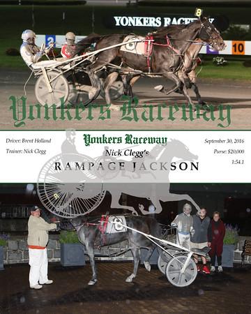20160930 Race 10- Rampage Jackson