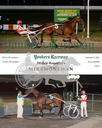 20160905 Race 4- Miramontman