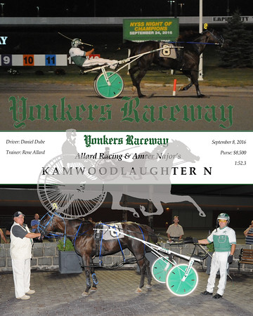 09082016 Race 5- KamwoodLaughter N
