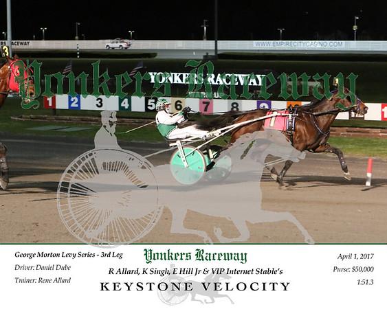 20170401 Race 7- Keystone Velocity 2