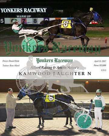 20170413 Race 8- Kamwood Laughter N