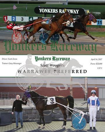 20170414 Race 2- Warrawee Preferred