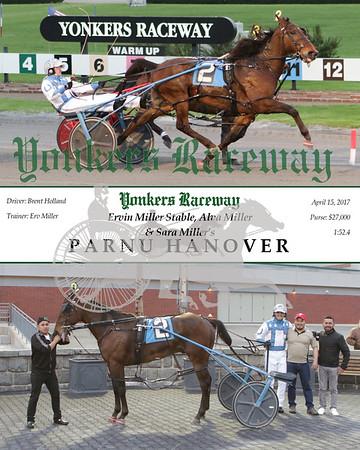 20170415 Race 1- Parnu Hanover
