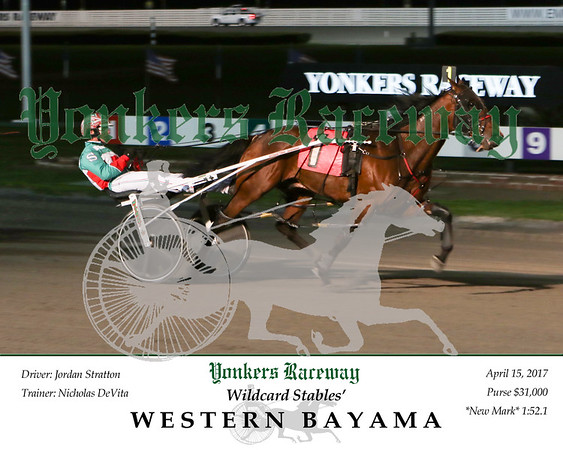 20170415 Race 3- Weatern Bayama 2