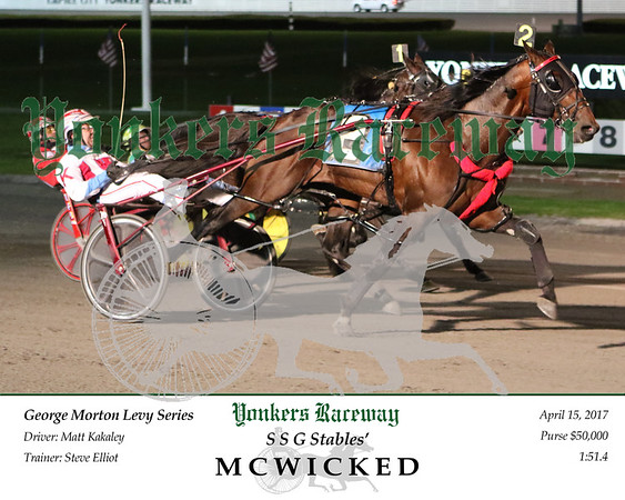 20170415 Race 5- McWicked