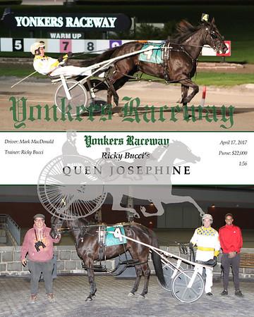 20170417 Race 7- Queen Josephine