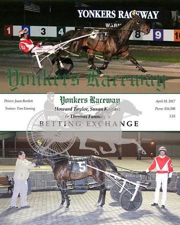20170418 Race 10- Betting Exchange