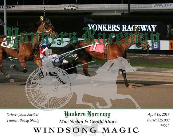 20170418 Race 8- Windsong Magic