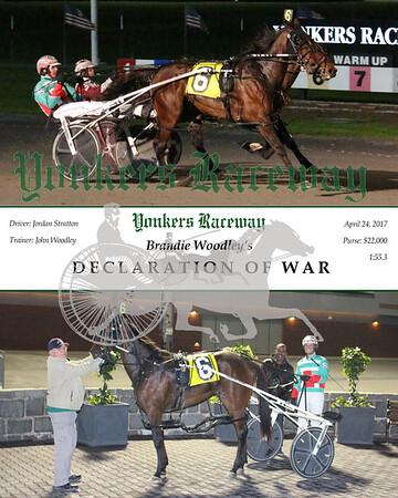 20170424 Race 7- Declaration Of War