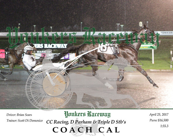 20170425 Race 7- Coach Cal