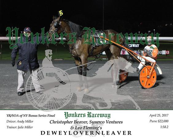 20170425 Race 11- Deweylovernleaver
