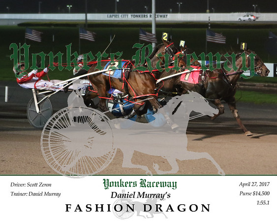 20170427 Race 5- Fashion Dragon 2