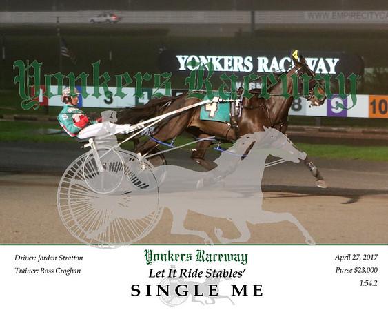20170427 Race 12- Single Me 2