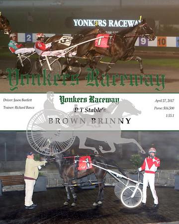 20170427 Race 8- Brown Brinny 2