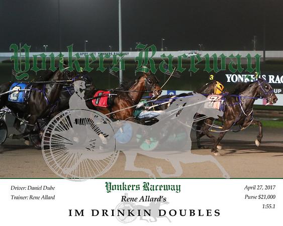 20170427 Race 9- Im Drinkin Doubles 2