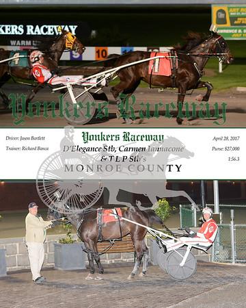 20170428 Race 6- Monroe County