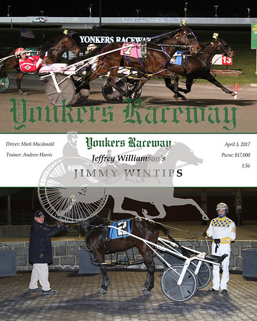 20170403 Race 4- Jimmy Wintips