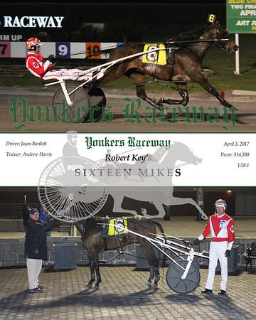20170403 Race 2- Sixteen Mikes